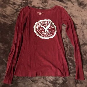 XS American Eagle Long Sleeve